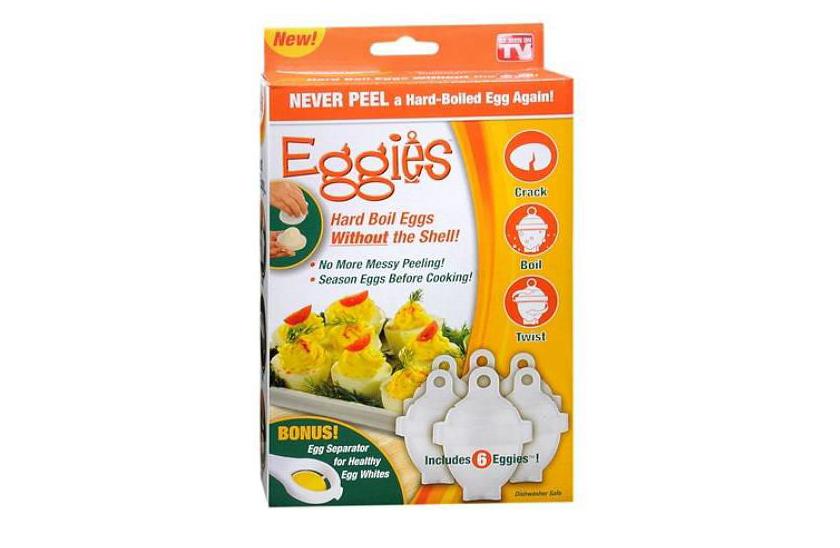 Eggies - Nádobky na vaření vajec.