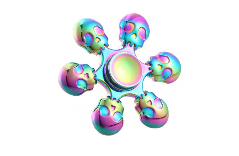 Fidget Spinner - Metalic Rainbow 17/20