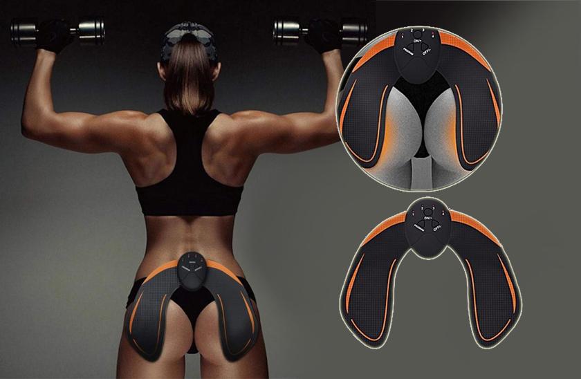 Elektronický posilovač hýždových svalů – EMS Gym