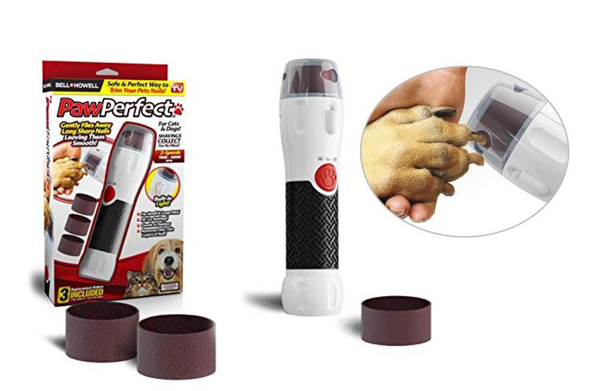 Brousek na úpravu psích drápků – Paw Perfect