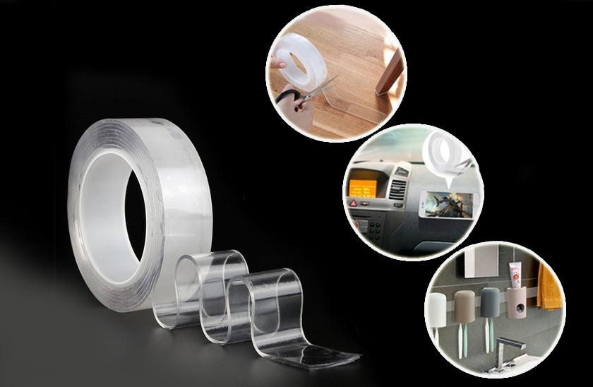 Oboustranná voděodolná lepící páska – Ivy Grip Tape