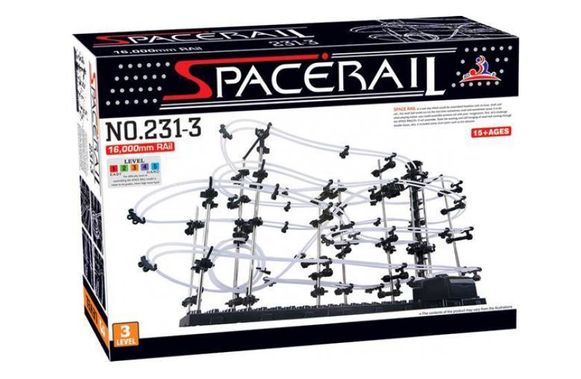 Kuličková dráha Space Rail - Level 3 - 16m - obrázek