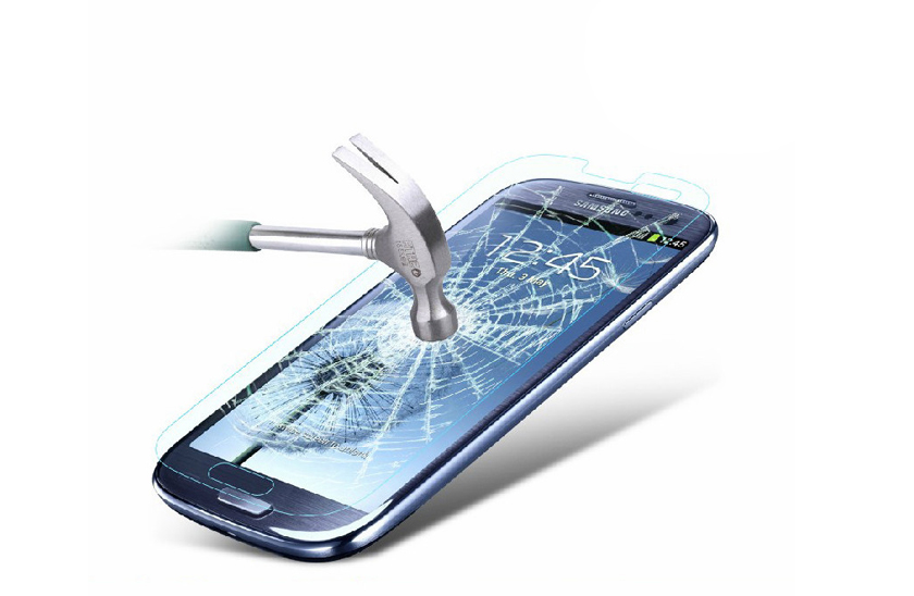 Tempered Glass Protector - Samsung Galaxy - S4