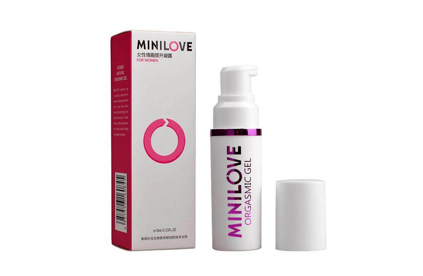 MINILOVE Woman – stimulační gel pro ženy