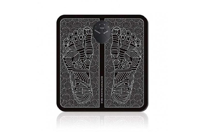 Elektrická masážní podložka nohou