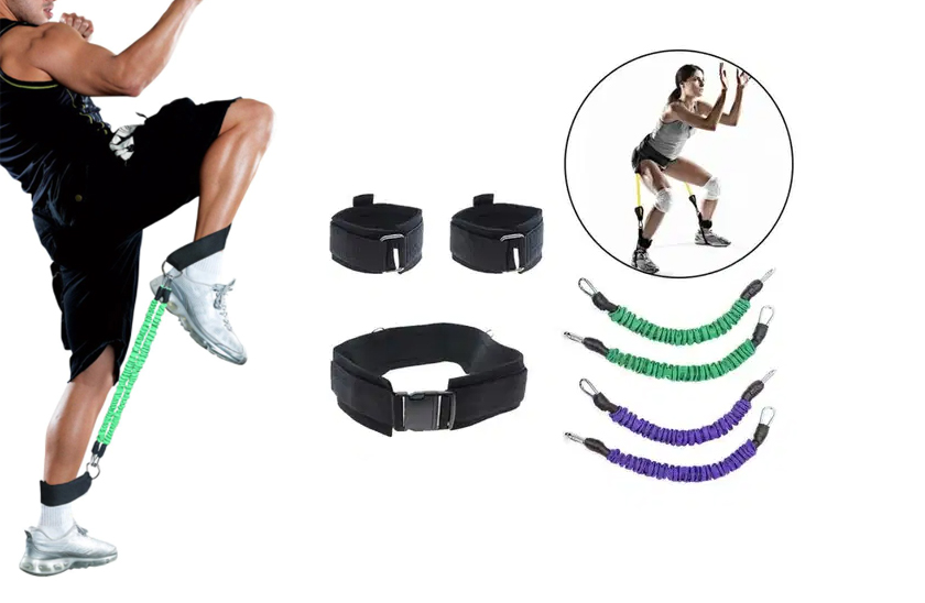 Posilovací trenážér – Jump trainer