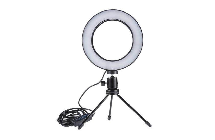LED kruhové světlo pro streamery a youtubery