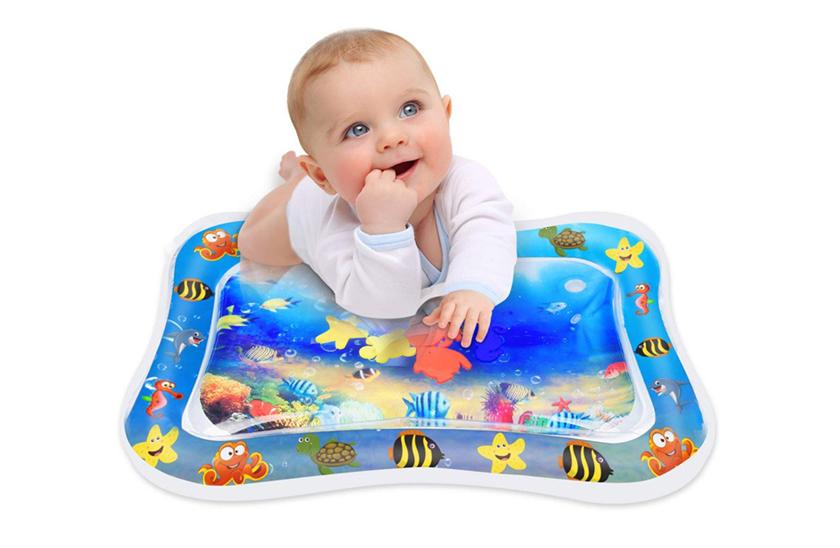 Dětská nafukovací hrací vodní podložka