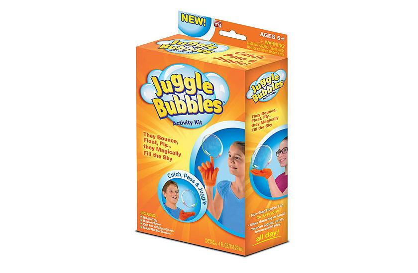 Juggle Bubble - Dotykové bubliny - obrázek