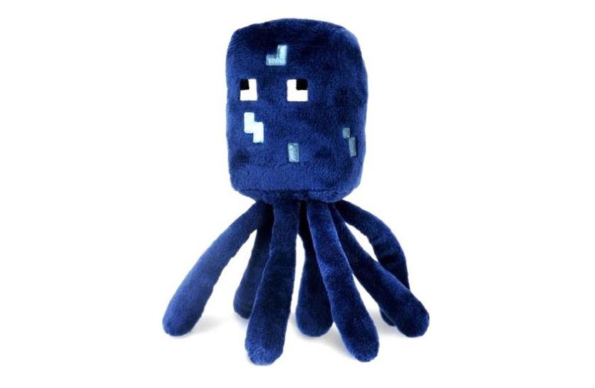 Minecraft - Plyšový Kalmar Squid