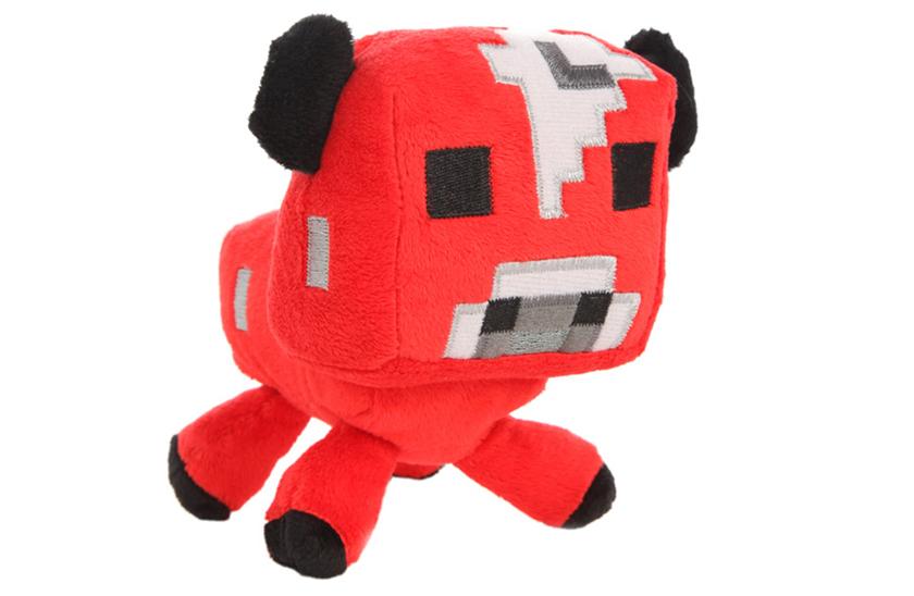 Minecraft - Plyšová Baby Mooshroom