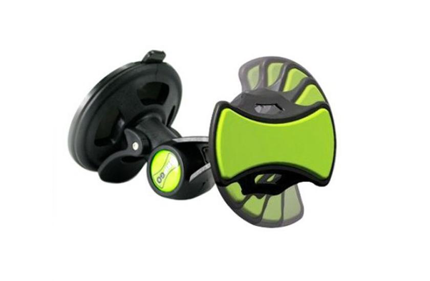Univerzální držák telefonu či navigace do automobilu.