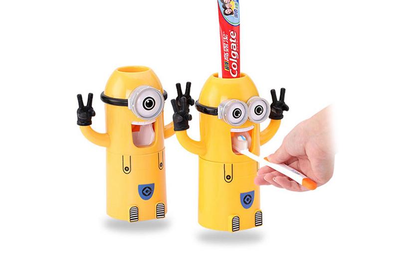 Dávkovač zubní pasty – Mimoň