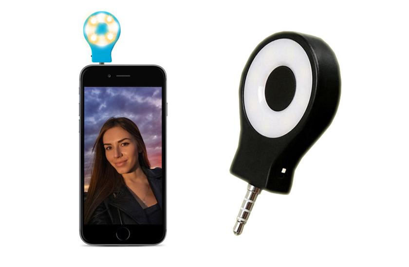 Selfie LED světlo - R7