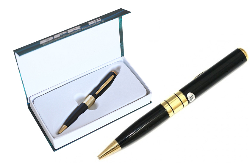 Špionážní pero s kamerou