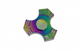 Fidget Spinner - Metalic Rainbow 17/03