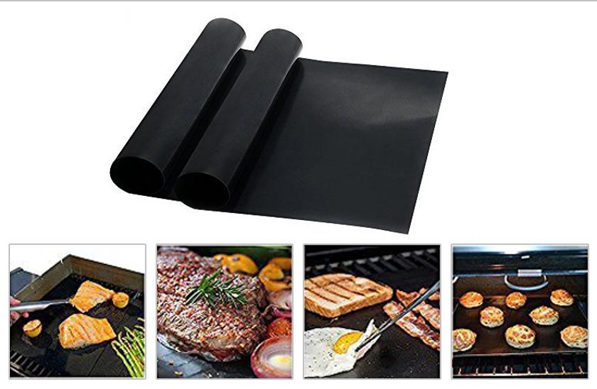 Teflonová podložka na gril - zjednoduší vaše grilování.