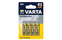 Baterie Varta AA – Superlife - blistr 4ks