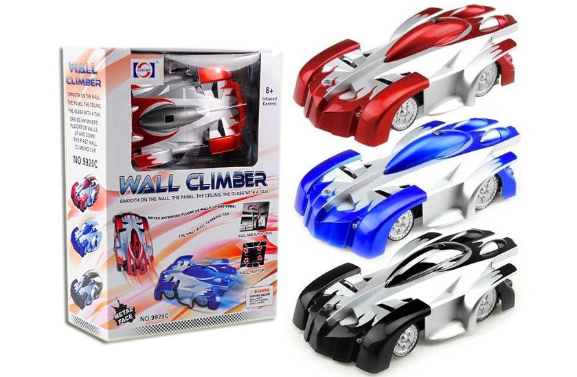 7153e2af602 Wall Climber - Antigravitační autíčko.