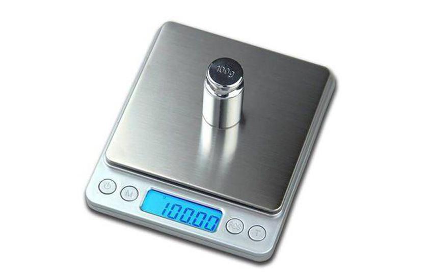 Levně Digitální váha pro vážení s váživostí 3000g/0,1g