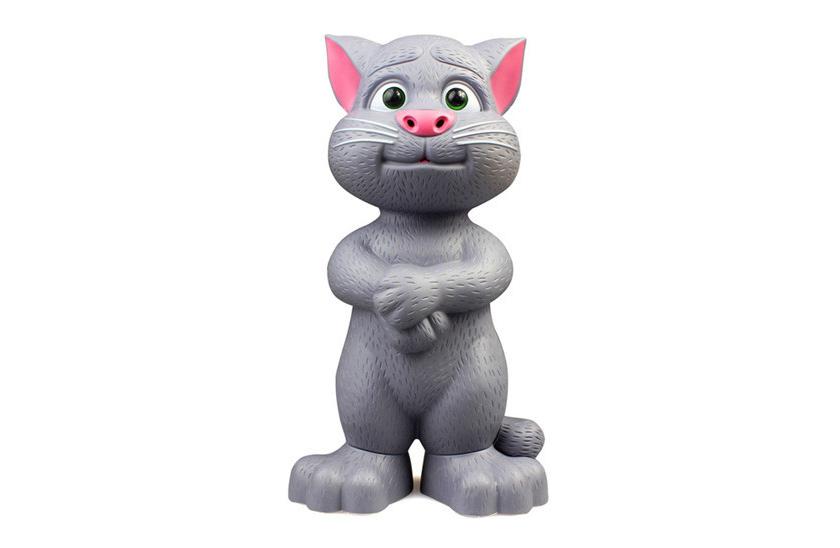 Levně Mluvící kocour Talking Tom - Interaktivní hračka.